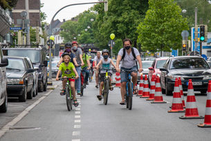Fahrraddemo 19.5.2020